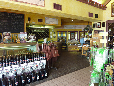 Messina Hof tasting room