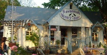 Savannah Winery & Bistro outside