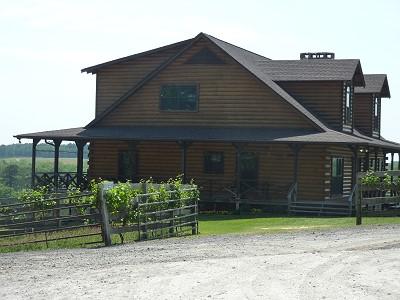 Enoch's Stomp - lodge