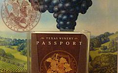 Passport stand