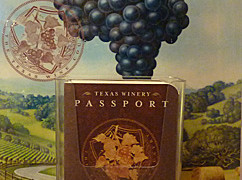 Texas Winery Passport – Hey All Texas Wineries