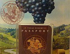 Texas Winery Passport – Hey All Texas Wineries