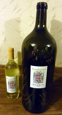 Caldwell Family Winery - magnum