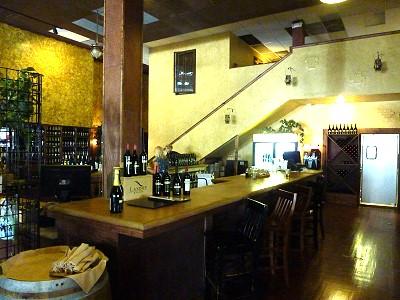 Landon Winery - Greenville- inside