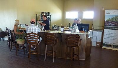 Pilot Knob - tasting room
