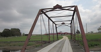 Saddlehorn - bridge