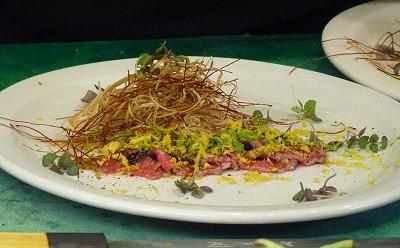 Chefs Under Fire - Winning dish