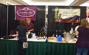 Tasting the Town - Messina Hof & Texas Legato
