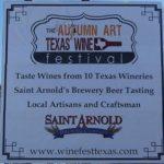 Old Town Spring Autumn Art & Texas Wine Festival