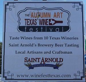 Autumn Fest - sign