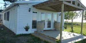 White House Winery - outside