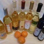 Battle of the Texas wine Orange Muscats