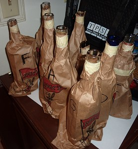Orange Muscat - Papered bottles
