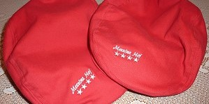Messina Hof Birthday Bash - berets