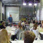 Winery U Wine Classes at Dry Comal Creek