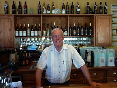Lost Oak Winery - owner