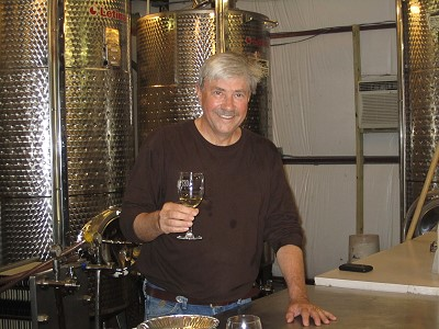 Lost Oak Winery- Jim Evans
