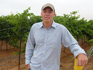 High Plains Vineyards - Tyler