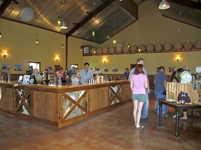 Rancho Ponte - inside