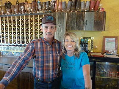 Fiesta Winery - owners