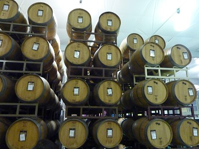 Llano - barrels