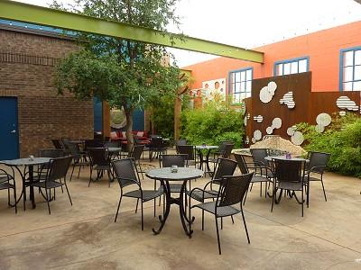 McPherson - courtyard