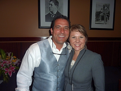 Edd Lopez and Kristie M. Farmer