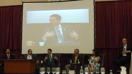 TEXSOM 2012 - State of the Industry