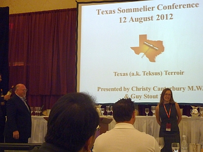 TEXSOM 2012 - Texas Terroir