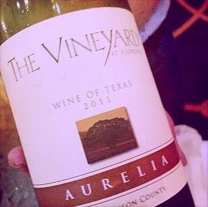 TEXSOM 2012 - Vineyard at Florence