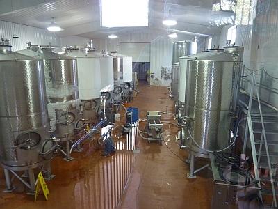 Flat Creek - production