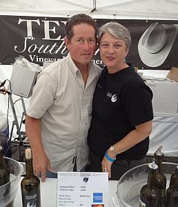 Houston Wine Fest - South Wind Winery