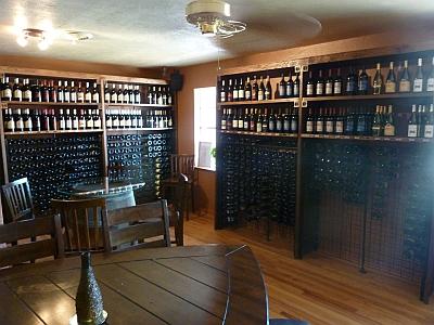 KE Cellars Winery - sales