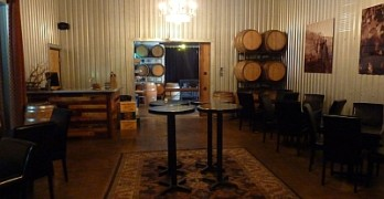 Times Ten Cellars - barrels