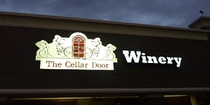 Cellar Door - outside