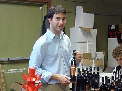 Cellar Door - winemaker