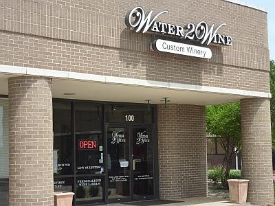 Water 2 Wine - Austin South