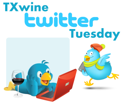 TXwine Twitter Tuesday