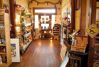 Comfort Cellars - inside