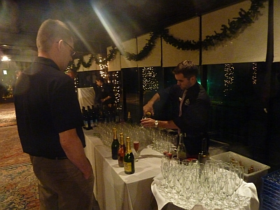 2012 New Year's Eve - wine bar