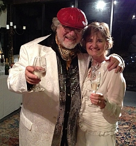 2012 New Year's Eve - Paul & Merrill Bonarrigo