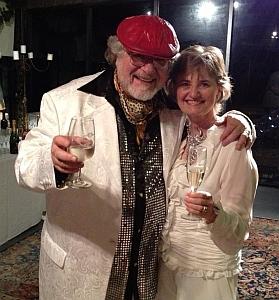 2012 New Year's Eve - Paul & Merrill Bonarrigo