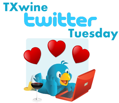 #TXwineTwitter Tuesday February
