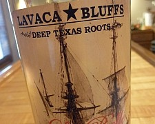 Lavaca Bluffs - bottle 2