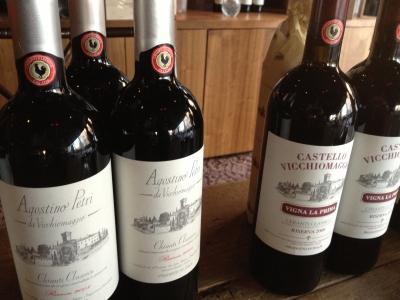 John Matta red wines