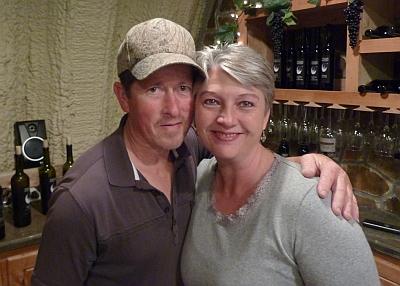 David and Regina Staggs