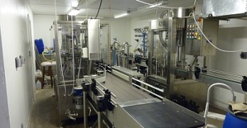 Wichita Falls - bottling line