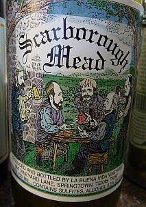 La Buena Vida Vineyards - Springtown - mead