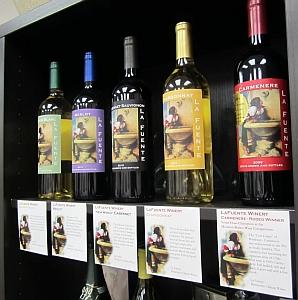 La Fuente - wines
