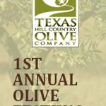 1st Annual Texas Olive Festival
